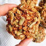 Golden Breakfast Cookies (GF,V)