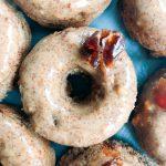 Tahini Date Donuts
