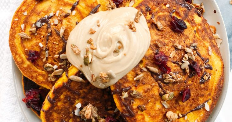 5 Ingredient Pancakes