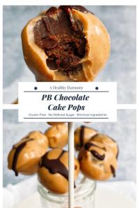 PB Chocolate Cake Pops