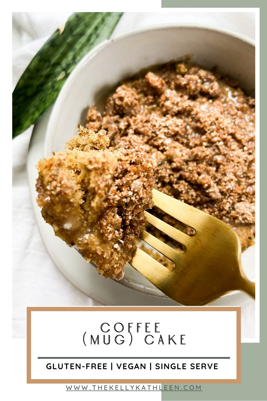 Coffee (Mug) Cake