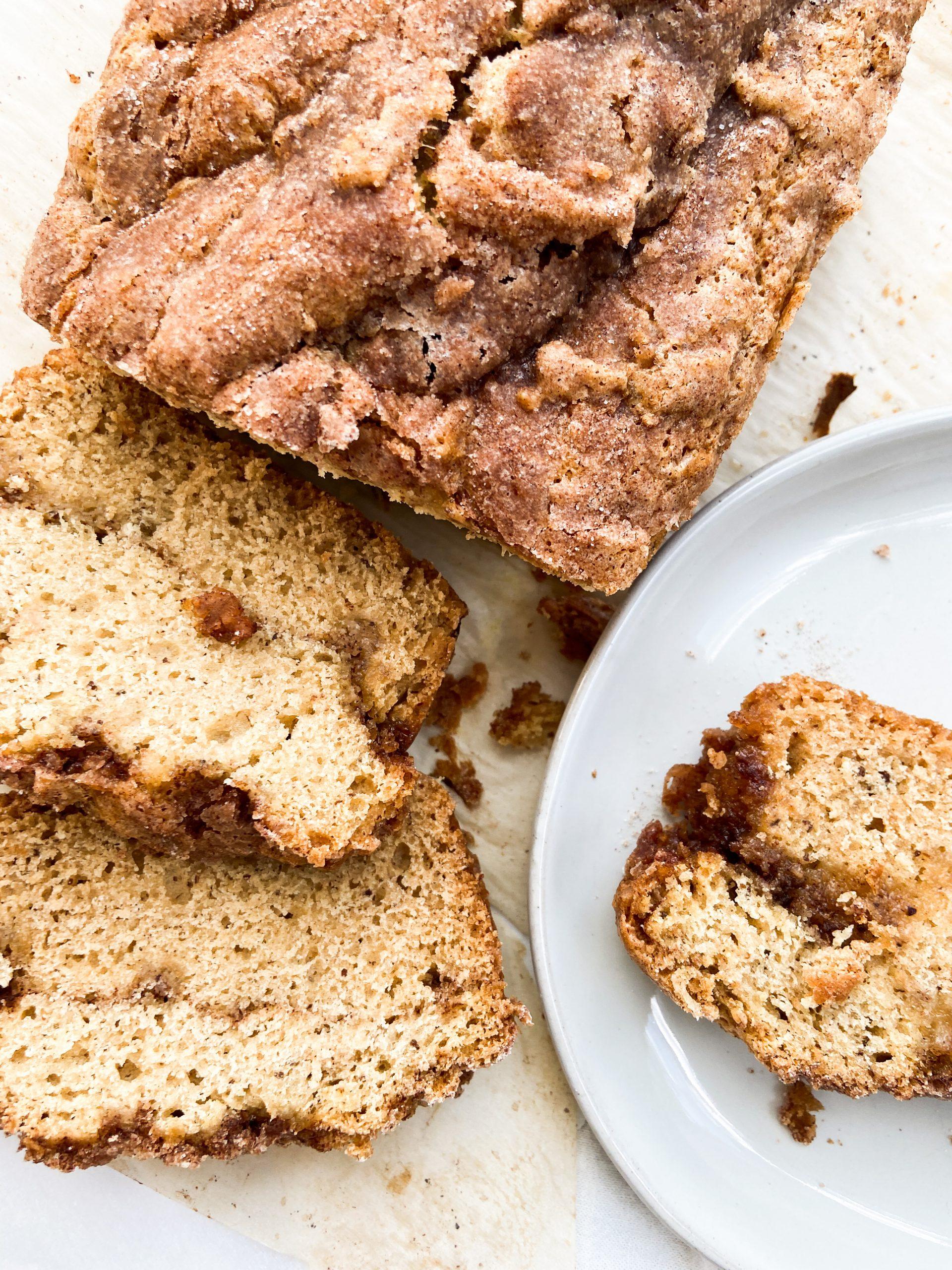 Cinnamon Roll Bread
