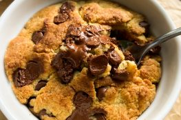 Deep Dish Chocolate Chip Cookie(s)