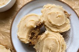 flourless apple pie cookies